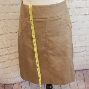 The Limited Skirts - The Limited Collection Tan Pencil Skirt